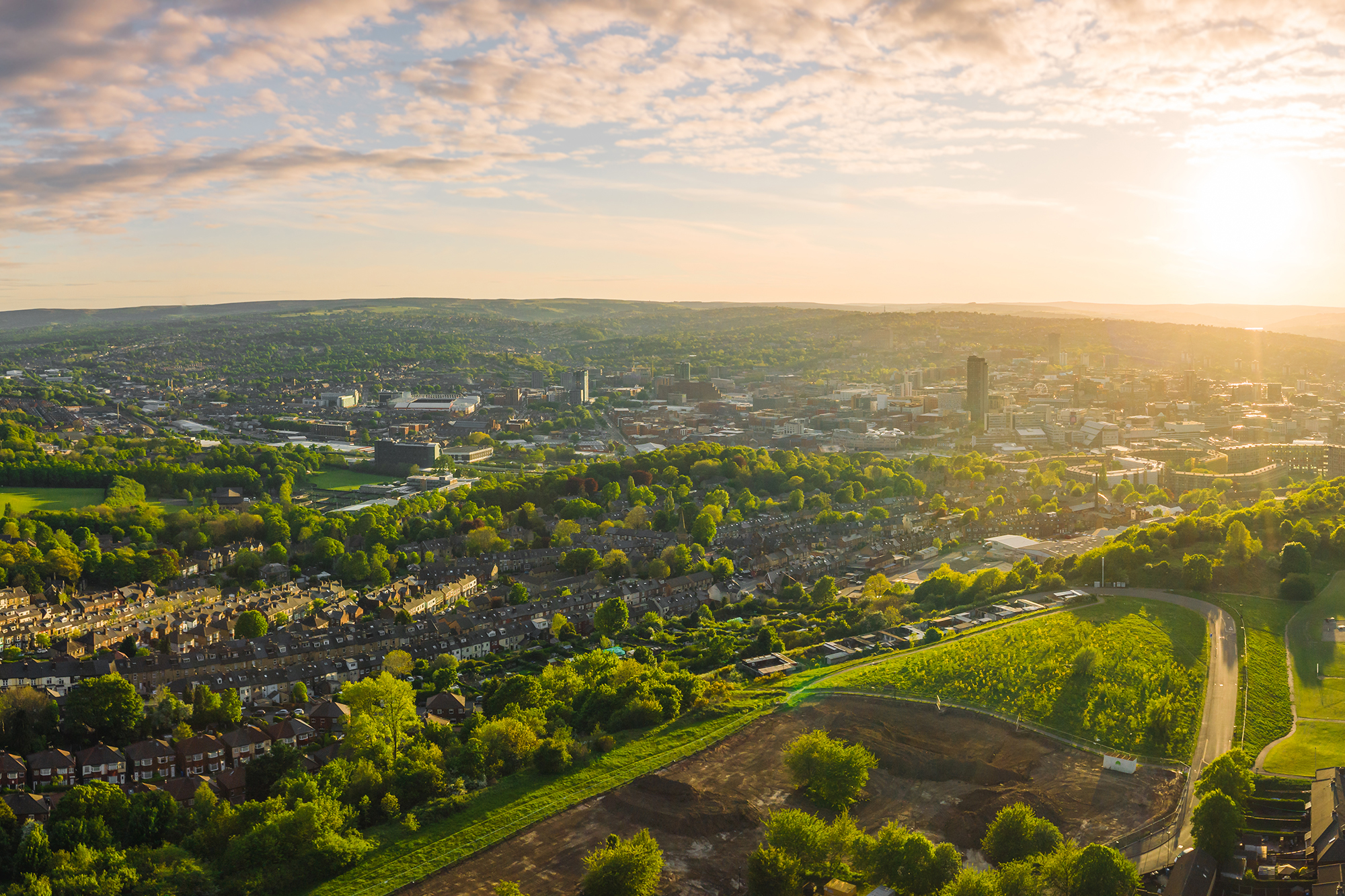 Aerial Filming Yorkshire